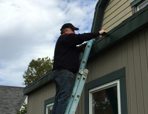 Home Inspection in Progress